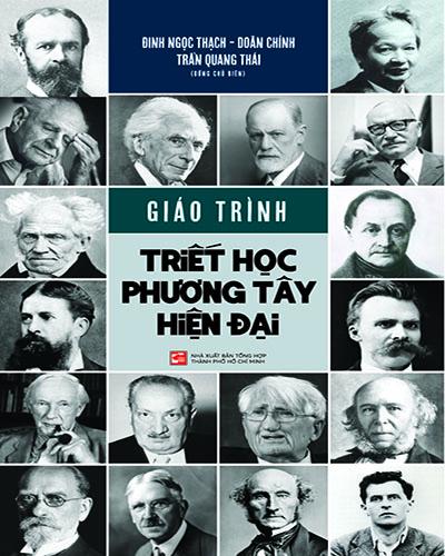 Giáo trình triết học phương Tây hiện đại