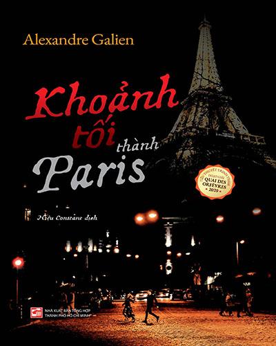 Khoảnh tối thành Paris, Tiểu thuyết trinh thám đoạt giải Quai des Orfèvres 2020