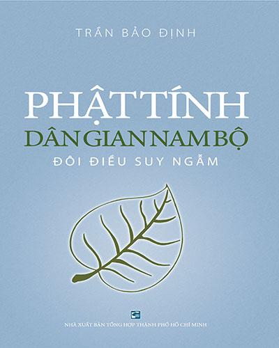 Phật tính dân gian Nam Bộ đôi điều suy ngẫm
