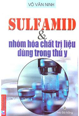 Sulfamid & nhóm hóa chất trị liệu dùng trong thú y